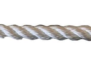 "3 Strand Nylon - 3/8"" Dia. - 3,795 lb Ave Strength"