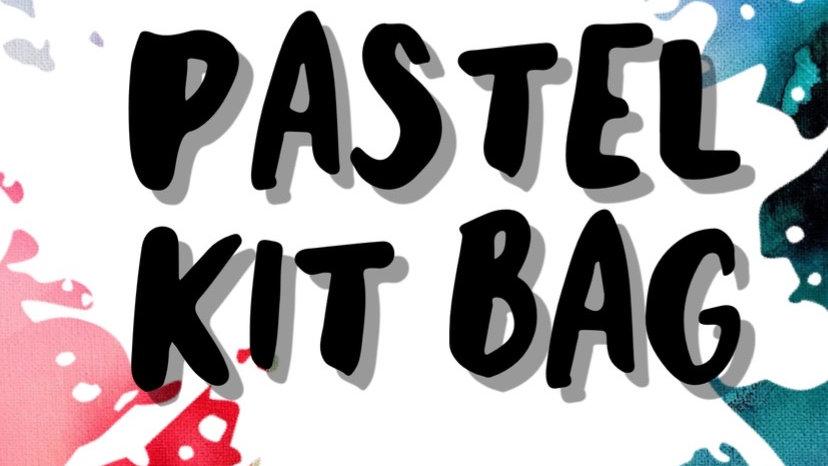 Pastels Kit Bag