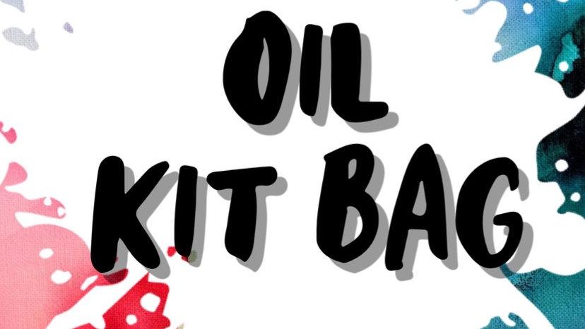 Oil Kit Bag
