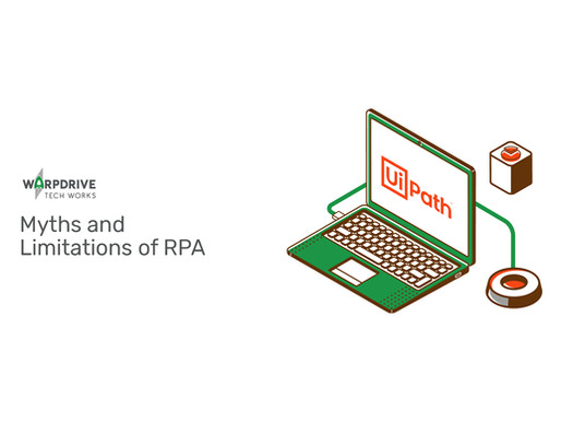 Myths and Limitation of RPA