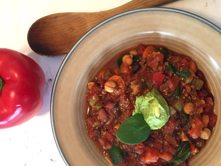Very Veggie Chili