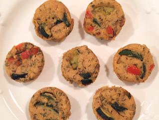 Crustless Mini Appetizer Quiche