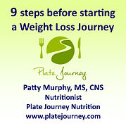 Plate Journey_9 Steps Before a Weight Lo