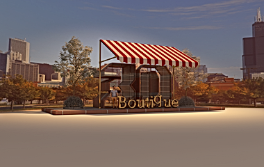 Boutique 3d