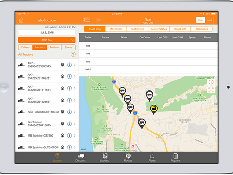 IMPLEMENTING A TRANSPORT MANAGEMENT SYSTEM