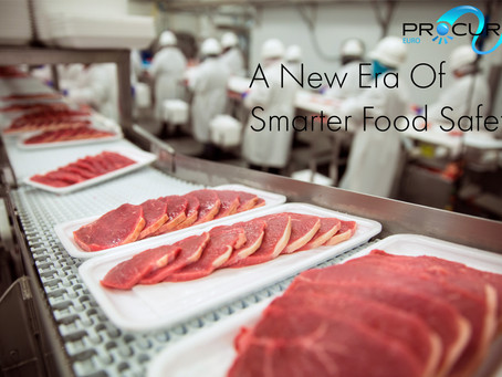 A NEW ERA OF SMARTER FOOD SAFETY