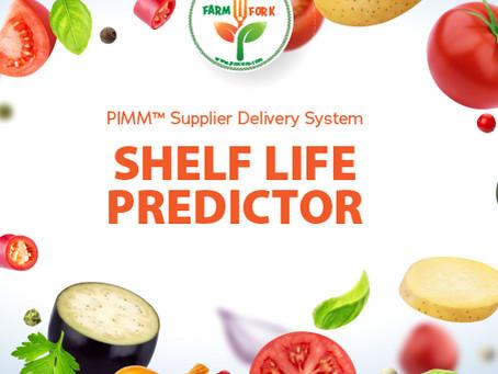 PIMM™ Cold Chain Management, Shelf Life Predictor