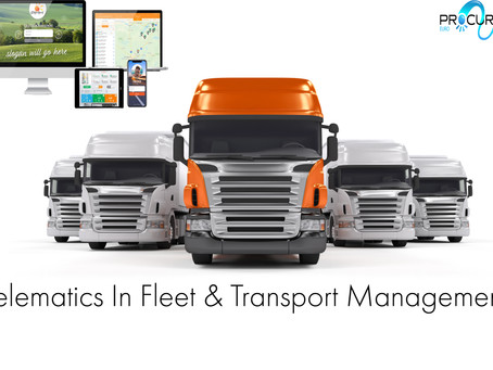 The Role Of Telematics In Fleet & Transport Management