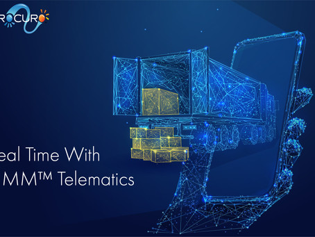 Real-Time With Procuro PIMM™ Telematics