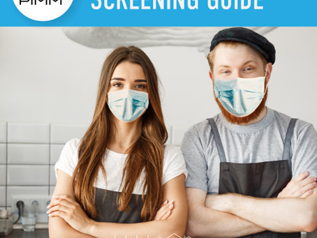 GUIDANCE FOR DAILY COVID-19 SYMPTOM SCREENING OF STAFF AND GUESTS