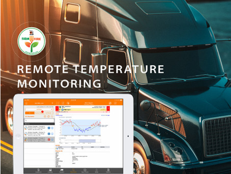 Supplier Delivery System - Remote Temperature Monitoring