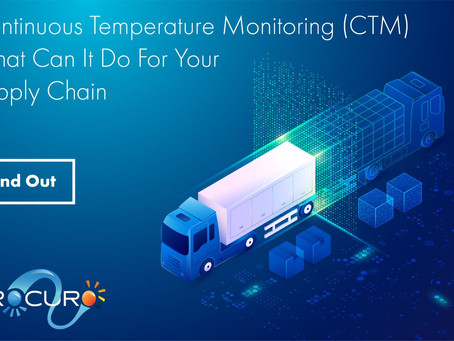 Continuous Temperature Monitoring (CTM), What Can It Do For Your Supply Chain