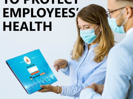 TOP 10 TIPS TO PROTECT EMPLOYEES' HEALTH