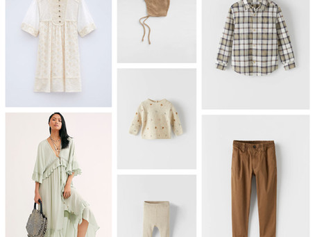 October Style Guide - What to Wear for Fall Family Photos