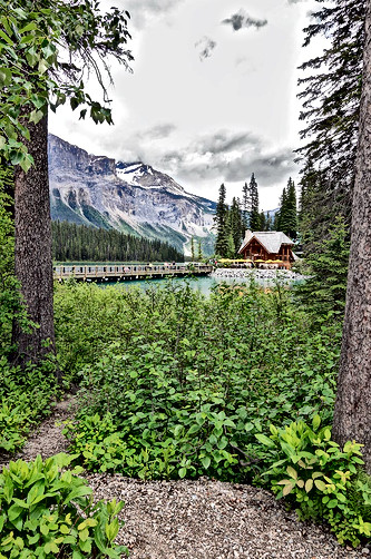 Emerald Lake Lodge, Field BC