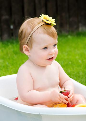 West Kelowna Baby Photographer