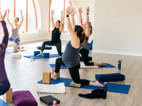 What Happens in a Prenatal Yoga Class ft. Kelowna's Mandala Mamas