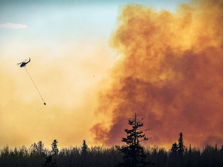 Behind The Lens - Fort McMurray Wildfire