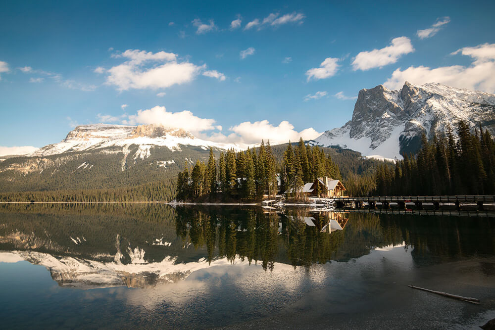 Emerald Lake, Field BC