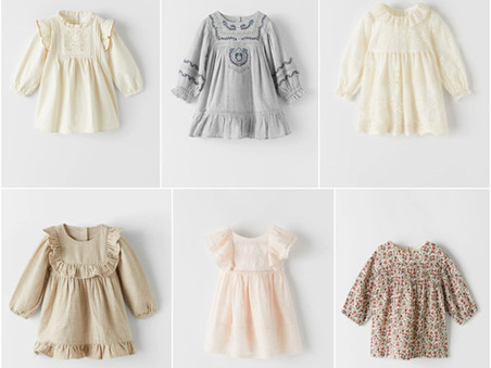 November Style Guide - What to Wear for Family Photos - Daughter