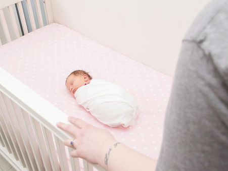 Newborn Session Details - How Booking a Newborn Session Works