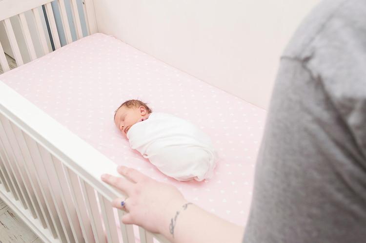 Summerland Lifestyle Newborn Photography