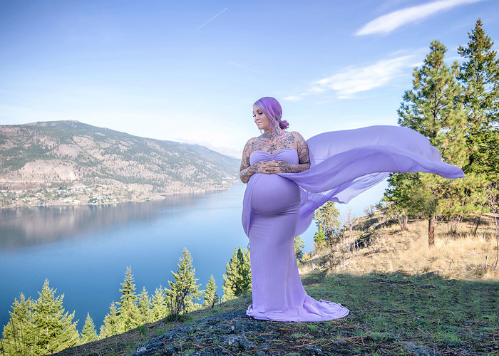 Okanagan Maternity Photography