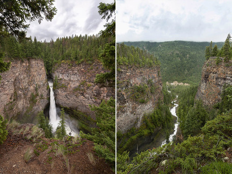 A Weekend in Wells Gray Provincial Park