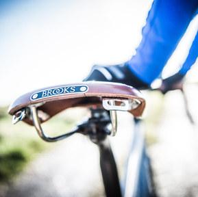 Brooks saddle product | Rupert Fowler photography