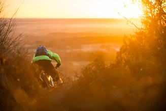 Toby Pantling in the surrey hills | Rupert Fowler photography
