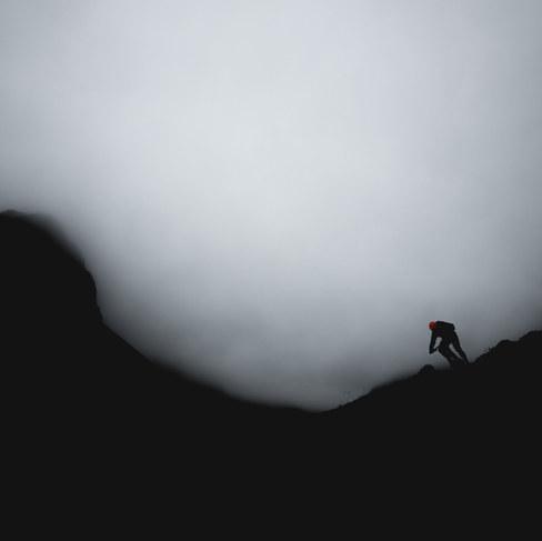 Mountain biker in Scotland | Rupert Fowler photography