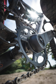 Praxis product image mtb | Rupert Fowler photography