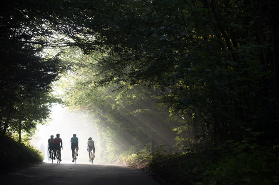 Sportive riders for Cycling Weekly | Rupert Fowler photography