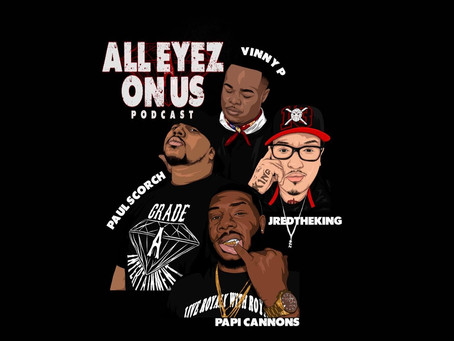 All Eyez On Us Podcast - Episode 25 ft. Jessica Jolia