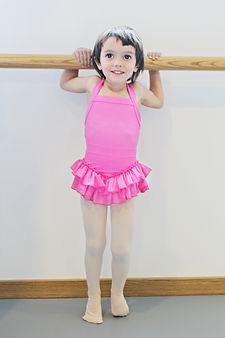 Uniforme classe ballet Escola Liquid dansa