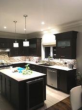 Resiential renovation, kitchen reno