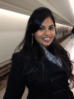 Sanjana Krishnamurthy