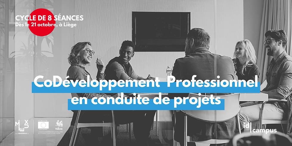 Programme de CoDéveloppement Professionnel en Conduite de Projets
