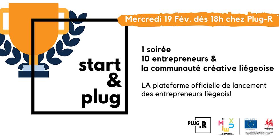 #StartNPlug N°2, lancez-vous en fête!