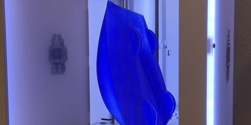 Workshop - Découverte de la 3D (Tinkercad)