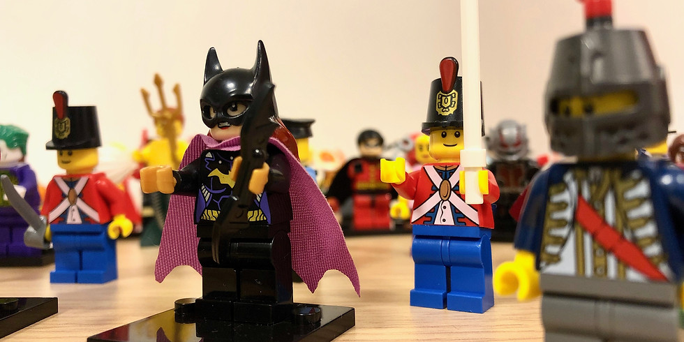 WORKSHOP – LEGO SERIOUS PLAY