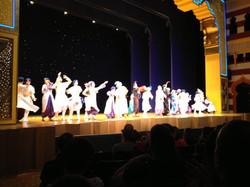 'Aladdin' curtain call
