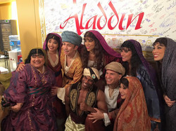 Original Aladdin Cast