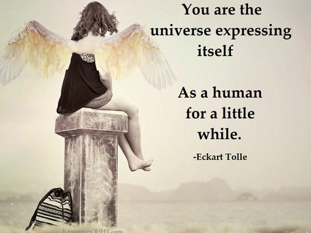 You are the Universe ...