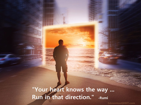 Your Heart Knows the Way, Run in that Direction