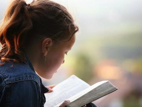 သင့်ကလေးမှာကိုယ်ပိုင်ကျမ်းစာအုပ်ရှိပါသလား