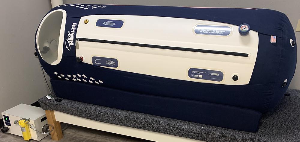 Hyperbaric Oxygen Chamber at Denver Hyperbaric