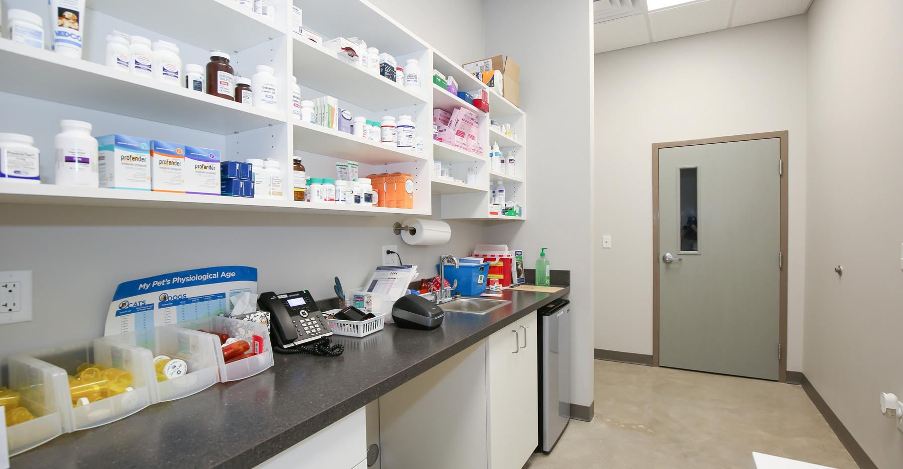 In House Pharmacy