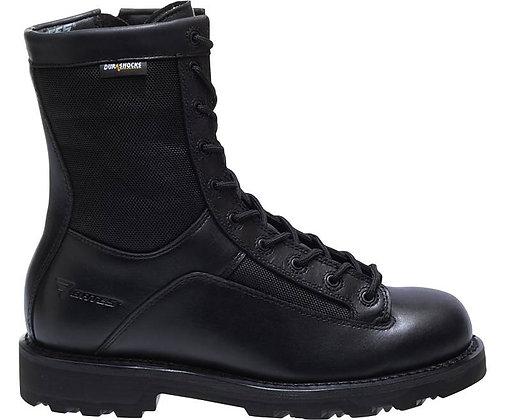 "BATES Men's 8"" DuraShocks® Lace-to-toe Side Zip Boot"