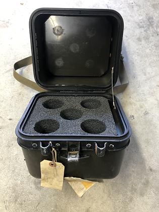Military Coolant Cartridge Case (EMPTY)